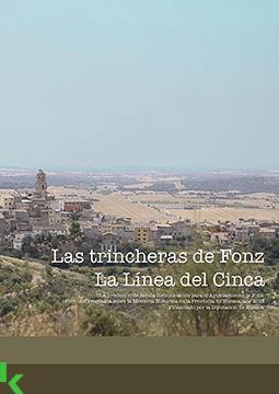 LAS TRINCHERAS DE FONZ. LA LÍNEA DEL CINCA